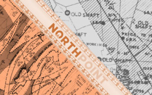 A map with the Northpoint logo over